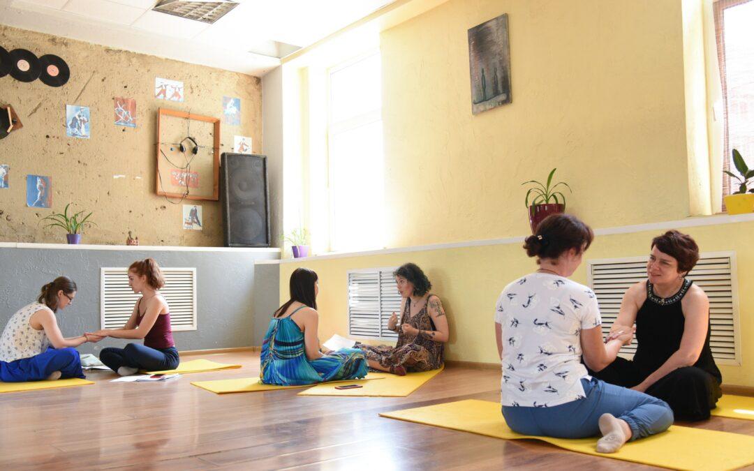 Телесно-ориентированная терапевтическая группа «Свобода через тело»